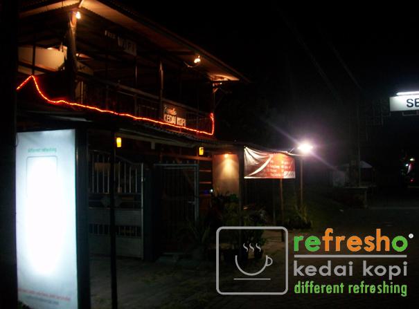 Kedai Kopi Refresho