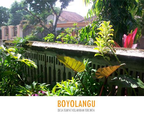 Boyolangu :: Kampung Halaman