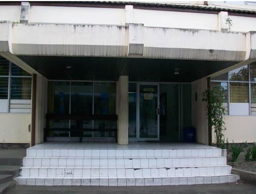 Jurusan Administrasi Niaga Kampus lama Politeknik Negeri Malang