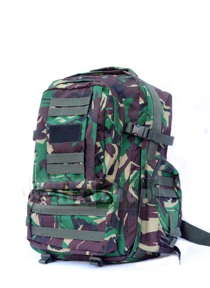 GROSIR TAS RANSEL MILITER TNI PX320 REFRESHOP