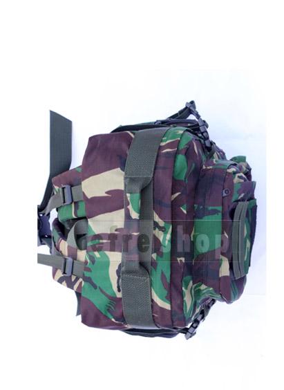 JUAL TAS RANSEL MILITER TNI PX320 PERLENGKAPAN DINAS REFRESHOP