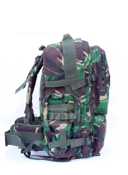 PRODUSEN TAS RANSEL MILITER TNI MODEL PUNGGUNG PX320
