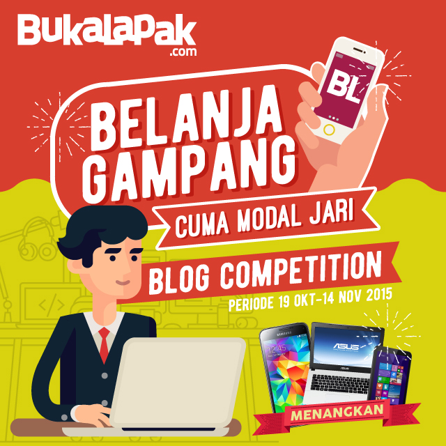 Bukalapak.Com Blog Competition